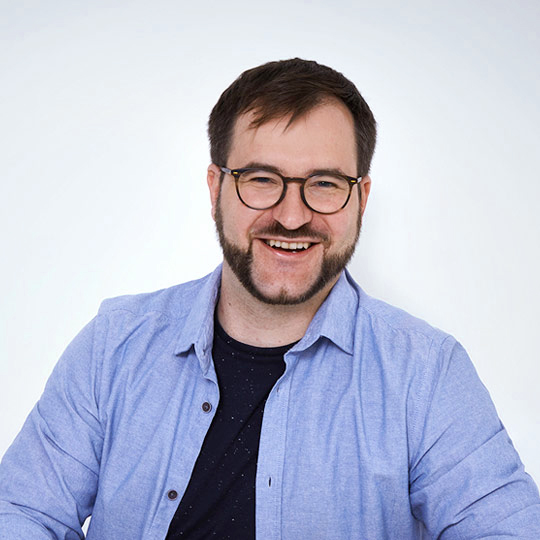 Portrait Michael Ehrenbrandtner