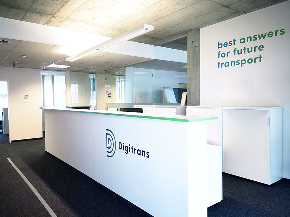 Digitrans Büro Office Linz