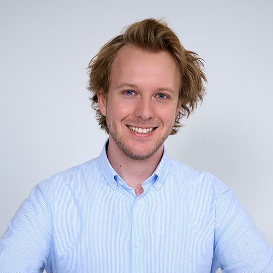 Portrait Rasmus Rollheim