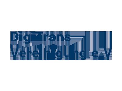 Logo Digitrans Vereinigung