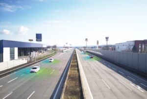 Testfeld Nord- autonomes Fahren in Oberösterreich
